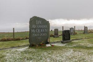 Aird Cottage :: Lee McQueen memorial