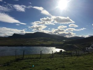 Aird Cottage :: a gorgeous view!