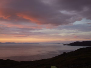 Aird Cottage :: The Hebrides from Duntulm