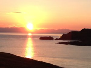 Aird Cottage :: Sunrise